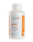Colostrum kapsule IgG 40 (350 mg) + betaglucan a selén - 90 ks